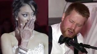 Videshi Groom Surprises Desi Bride by Singing Tum Hi Ho