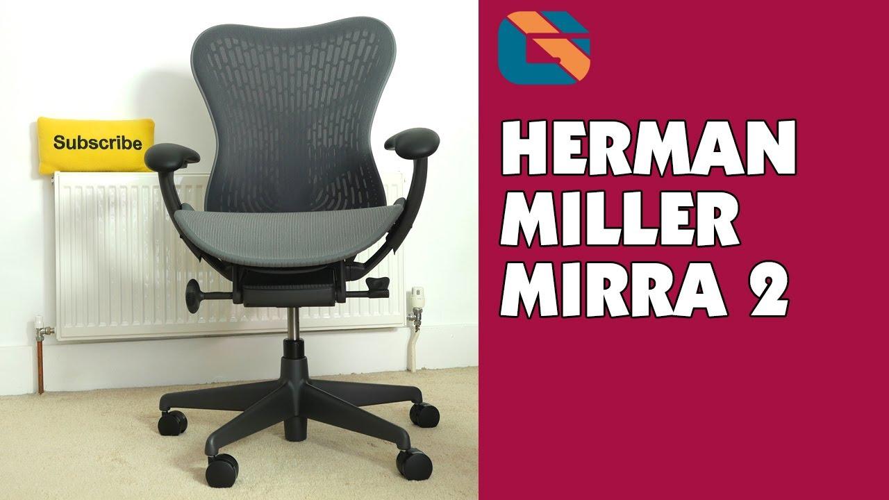 Mirra 2 chair herman miller - Herman Miller Mirra 2 Chair Review Hermanmiller Posture