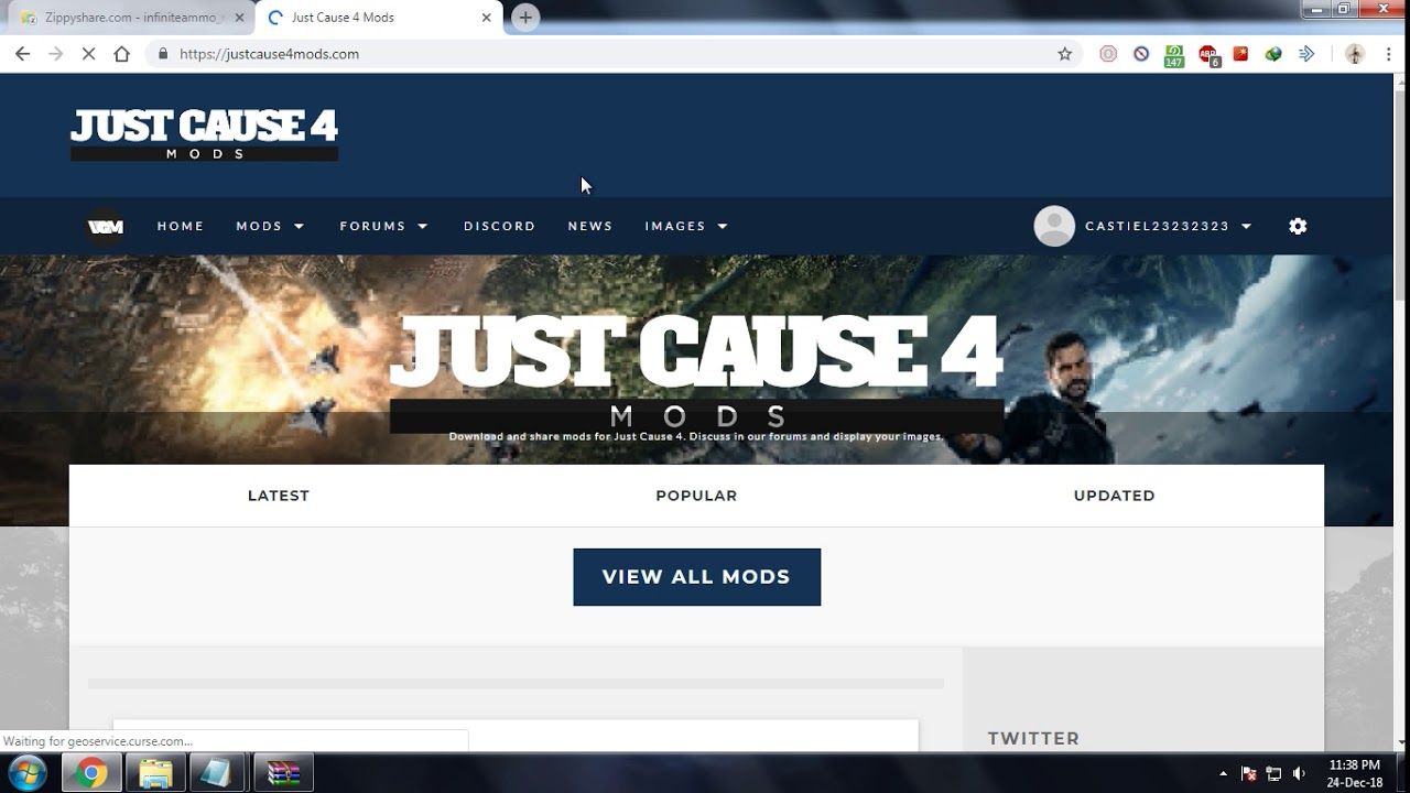 How To Install Mods In Just Cause 4