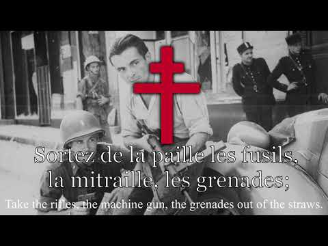 """Song of The French Resistance - """"Le Chant Des Partisans"""""""