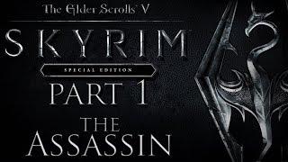 Skyrim Special Edition Modded Playthrough #1 The Assassin