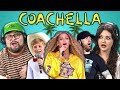 College Kids React To Coachella 2018 Beychella E