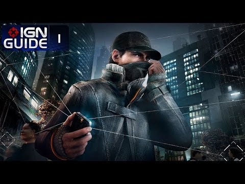 Watch Dogs Walkthrough - Act 1, Mission 1: Bottom of the Eighth