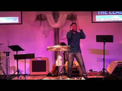 TROFC PASTOR RAY THE LEAD PART 5. I'M NOT TIMID.
