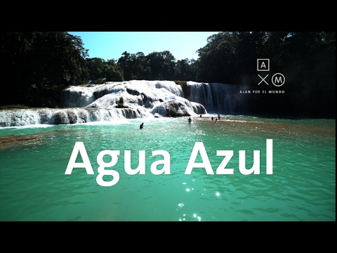 Y nos tocó bloqueo! Cascadas de Agua Azul   Chiapas #7