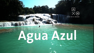 Y nos tocó bloqueo! Cascadas de Agua Azul | Chiapas #7
