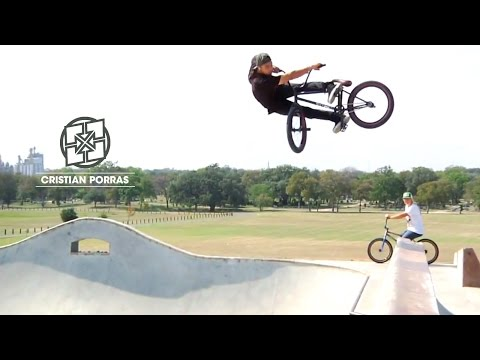 Cristian Porras - Woo From Colombia!
