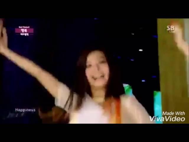 Blackpink - boombayeh (Red velvet - happiness dance ver.)