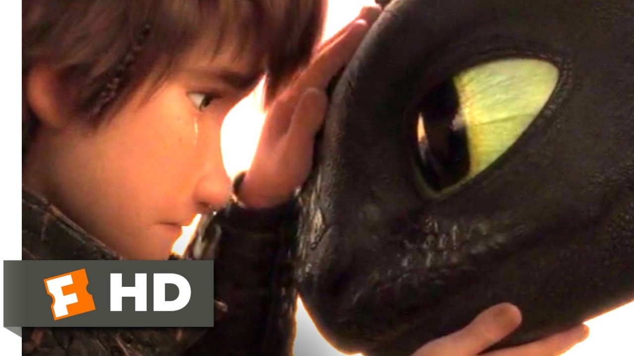 Download How to Train Your Dragon 3 (2019) - Goodbye, Toothless Scene (9/10) | Movieclips