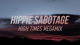 Hippie Sabotage 'High Times' Megamix 2017 Video
