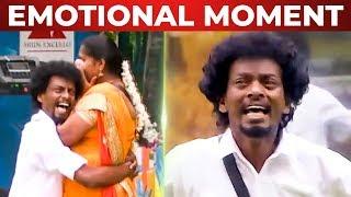 BIGG BOSS 2: Sendrayan Emotional |
