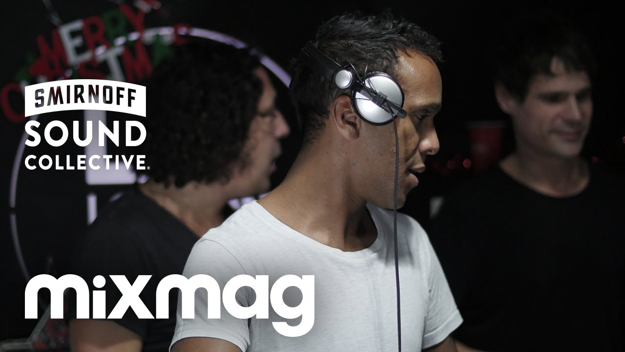 APOLLONIA in The Lab LDN Christmas Special