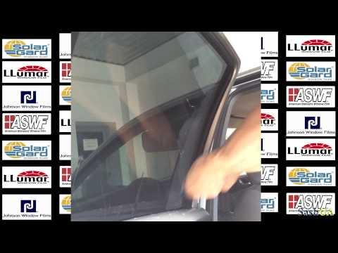 Тонировка бокового стекла Skoda Octavia Tour