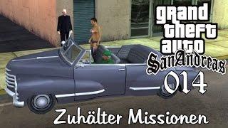 GTA San Andreas #014 🔫 Deutsch 100% 👄 Zuhälter Missionen (Pimping) ∞ Let
