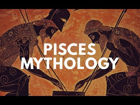 GREEK MYTHOLOGY OF PISCES | The Father Of All Monsters, Typhon | Hannah's Elsewhere
