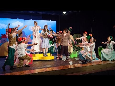 Wizard of Oz by CF Patton Middle School (Melissa Freifelder as Dorothy)