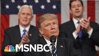 President Donald Trump Holds Bipartisan Meeting On Immigration Reform   Velshi & Ruhle   MSNBC