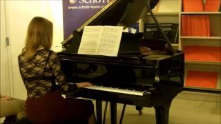 Emile Naoumoff - Passacaglia Fugata/Madelaine Jones (UK Premiere: LIVE RECORDING)