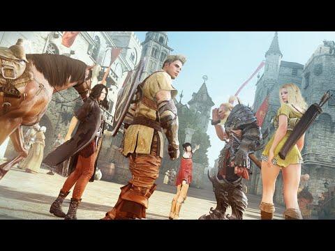 Black Desert Online PS4 Release Date Coming 'As Soon As