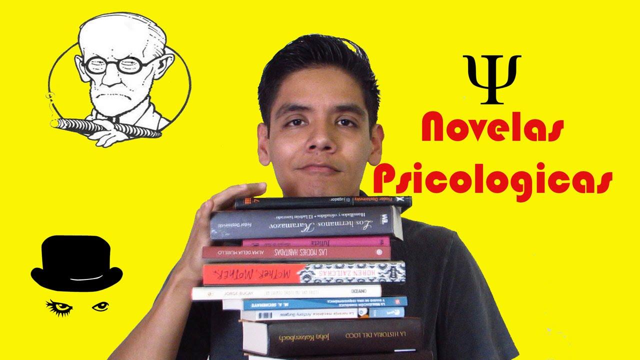 Libros De Psicología (novelas)