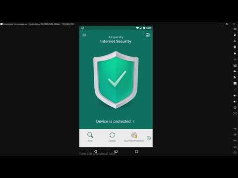 Kaspersky Mobile Antivirus Test And Review (Android Anti-Virus Test)