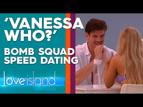 Sparks Fly As The Boys Speed Date The New Girls | Love Island Australia 2019