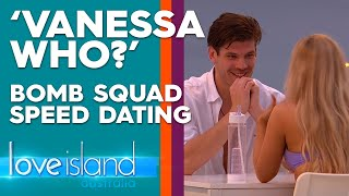 Sparks fly as the boys speed date the new girls   Love Island Australia 2019