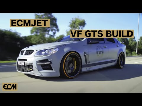 ECMJET EYE CANDY MOTORSPORTS VF GTS BUILD