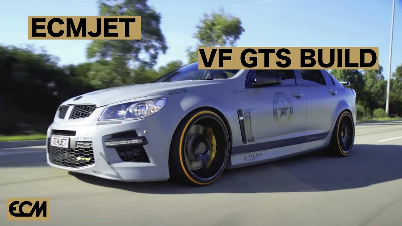 Ecmjet Eye Candy Motorsports Vf Gts Build Youtube