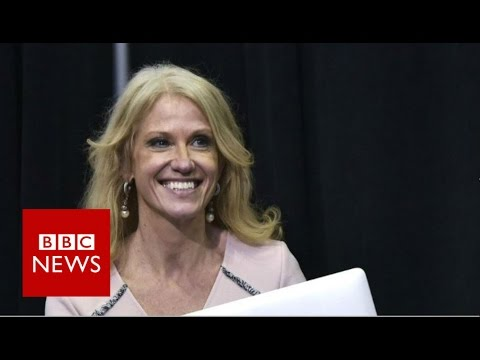 Trump's campaign manager: World has nothing to fear - BBC News