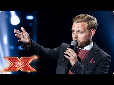 Can Gary Barker hurry his way to a chair? | Six Chair Challenge | The X Factor 2017