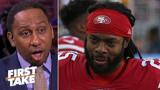 Stephen A.: Richard Sherman is right about being disrespected! | First Take