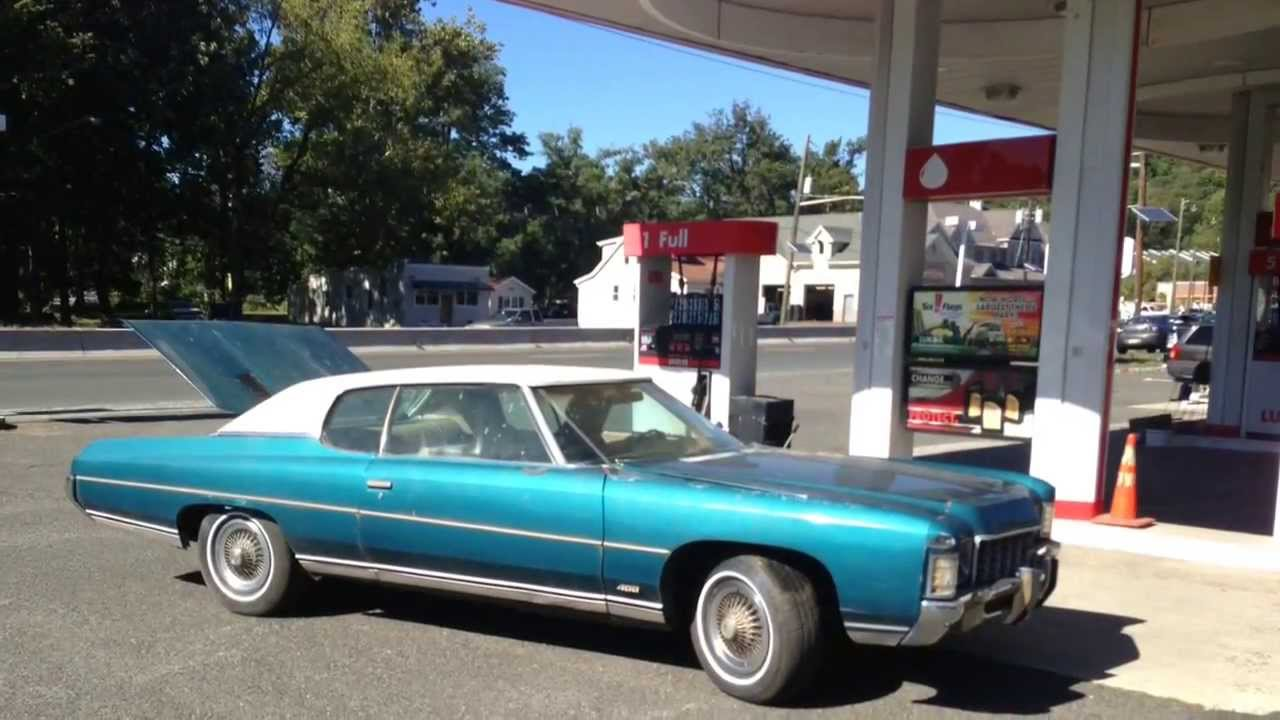All Chevy 1971 chevrolet caprice for sale : For Sale 1971 Caprice - YouTube