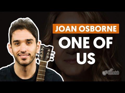 One Of Us - Joan Osborne (aula de violão simplificada)