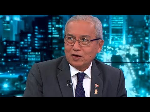 Fiscal Pedro Chávarry: 'El juez César Hinostroza es un conocido' | Punto Final