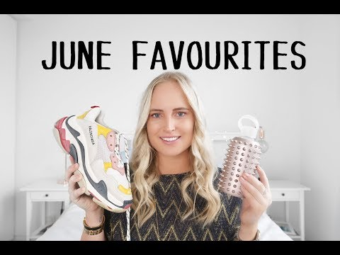 June Favourites 2018 | Chloe James
