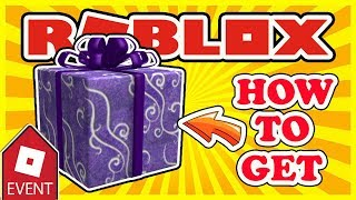 How To Get The Noble Gift Of The Sentry - Roblox Free Holiday Gift Item