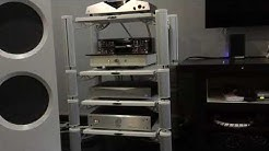 LH Labs Vi Dac, Spatial Audio M3TM, Linear Solution OCXO Network switch