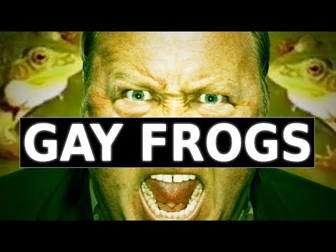 Gay Frogs (Alex Jones REMIX)