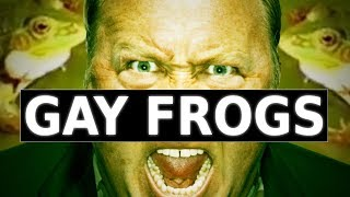 Gay Frogs (Alex Jones REMIX) thumbnail