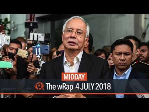 Former Malaysian PM Najib Razak arrested over huge graft probe