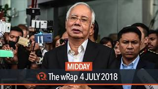 Former Malaysian PM Najib Razak arrested over huge graft probe