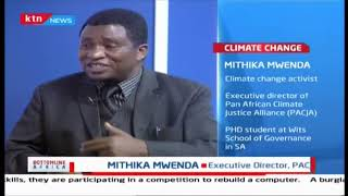 Bottomline Africa: Action on climate change