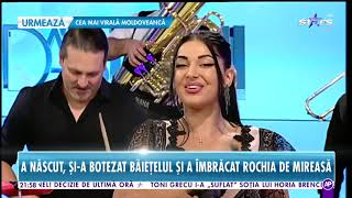 Elena Ionescu &amp Superchill - LATINA (Rai da buni)