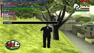SAMP | уроки паркура