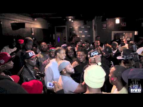 Rap Battle with Syxx Tha Lake Erie Monsta vs. So Lyve in Cleveland, Ohio