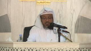 الشيخ طلال أبو النور   وإذ جعلنا البيت مثابة للناس 29 3 1438