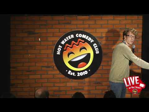 Eric Rushton   LIVE at Hot Water Comedy Club