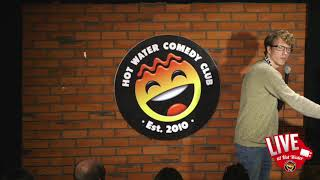 Eric Rushton | LIVE at Hot Water Comedy Club