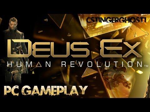 "Deus Ex:  Human Revolution PC Gameplay Part Six - ""Derelict Row"""